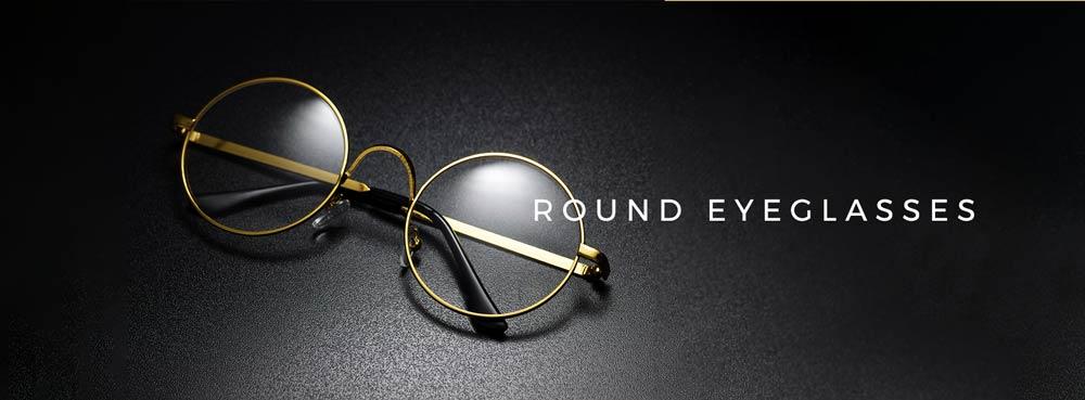 round eyeglass styles