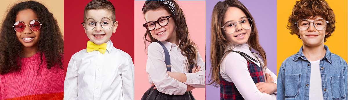 Kids Eyeglasses AbuDhabi